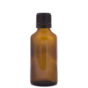 50ml glasflaska med skruvkork för aromer. Beställ från Tobakskemi.se