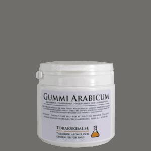 Gummi Arabicum 250 gram för konsistens till ditt egna snus - Beställ från Tobakskemi.se