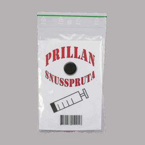 Snusspruta från Prillan - Beställ från Tobakskemi.se