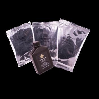 Tillbehörspaket snuskemikalier (Specialstärkelse) plus valfri arom - Beställ från Tobakskemi.se