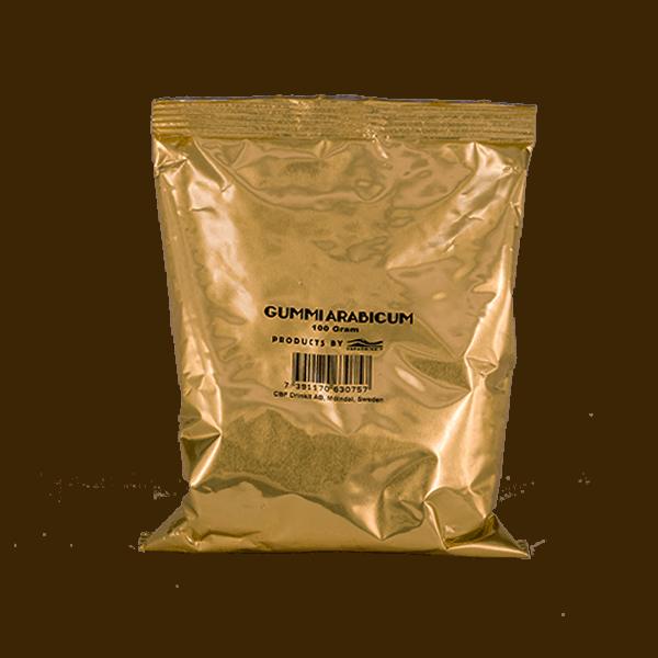 Gummi Arabicum från Coobra för snustillverkning