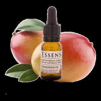 Högkoncentrerad Mango essens för lössnus och portionssnus från Tobakskemi.