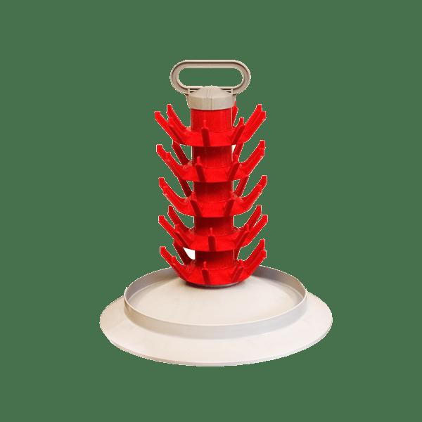 Flaskställ