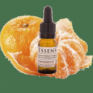 Mandarin essens för lössnus och portionssnus. Beställ från Tobakskemi.se