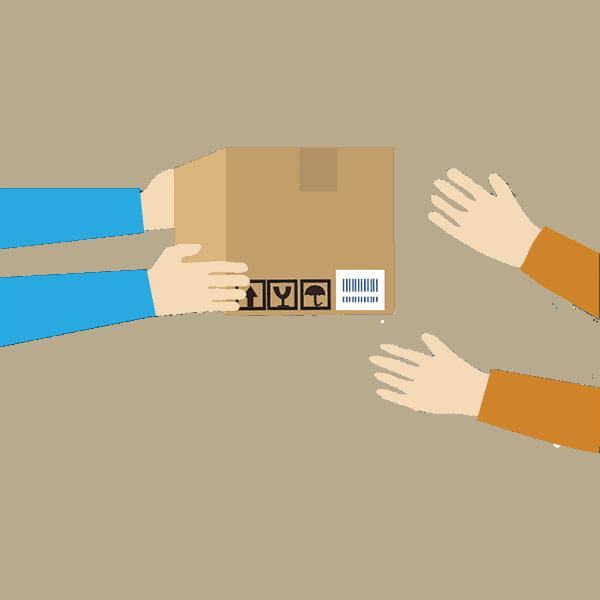 Fraktavgift för paket