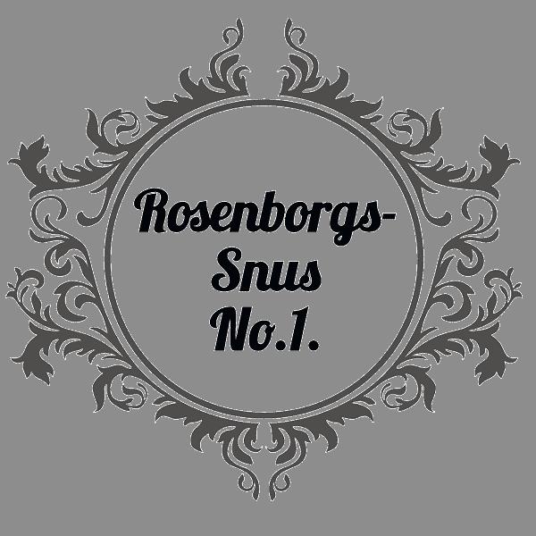Rosenborgs Snus No.1. Här hittar du diverse receptförslag till snus. Fritt fram att både hämta och lämna in