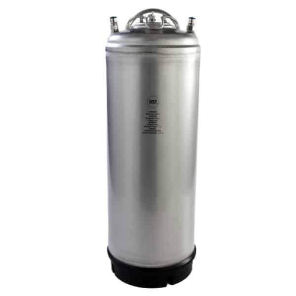 Corneliusfat 19 liter, trycktestat