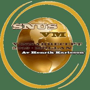 Möllan - Vinnarsnus Snus-VM 2019